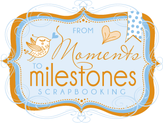 From Moments to Milestones Retina Logo