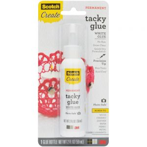 Scotch ® Permanent Tacky Glue 2oz
