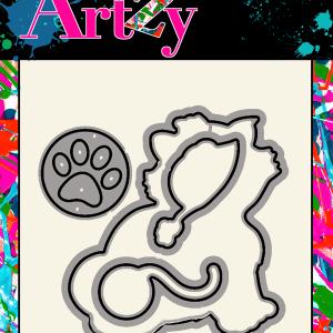 Dare 2B Artzy D15 Cat Die