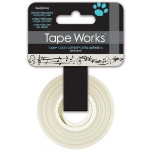 Music Note Tape