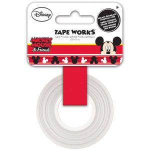 Mickey Mouse & Friends Tape Works