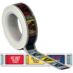 Trendy Tape Tickets