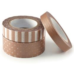 Copper Metallic Washi Tape