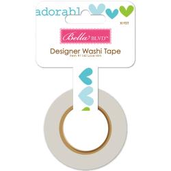 Cute Baby Boy Washi Tape
