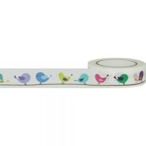 Decorative Tape, Little Birds