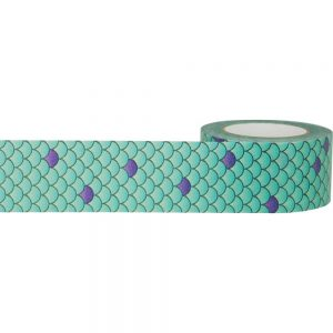 Decorative Tape Mermaid Scales