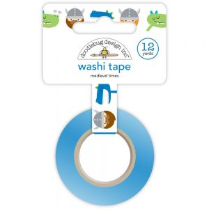 Washi Tape Medieval Times