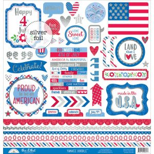 Yankee Doodle Stickers