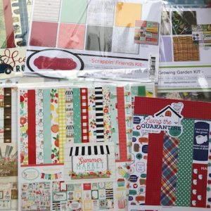 DS Pattern Paper Collection Kits